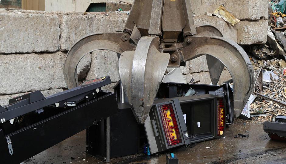 Die Vernichtung erfolgte in einem Tiroler Recyclingunternehmen.