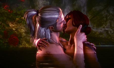 """Bei """"The Witcher 2"""" wird sinnlicher Sex gezeigt."""