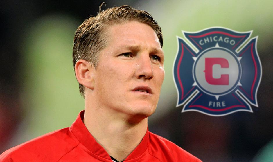 Bastian Schweinsteiger könnte bereits am Samstag für Chicago Fire debütieren.