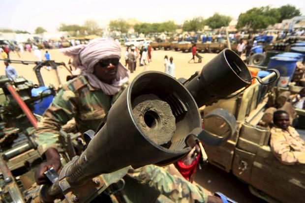 Die Menschen im Sudan sind auf Krieg konditioniert.