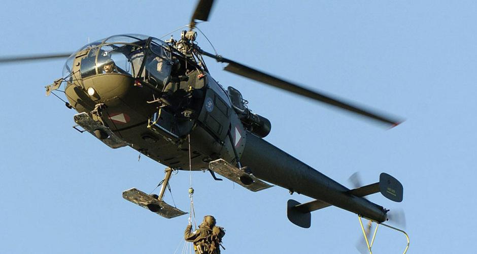 Übernimmt das Bundesheer die Flugrettung? Verteidigungsminister Doskozil kann sich das gut vorstellen. (Archivbild)
