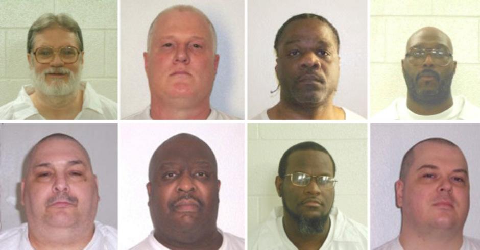 Ab Ostermontag bis zum 27. April sollten acht Häftlinge in Arkansas hingerichtet werden.