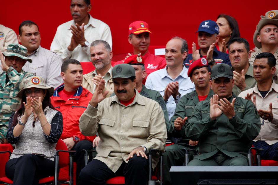 Venzuelas Präsident Nicholas Maduro hat sein Land in ein Chaos gestürzt.