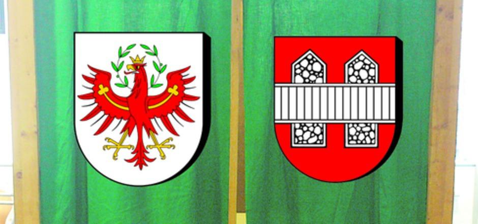 """Zum Wählen gibt es in Tirol und in Innsbruck bald genug.<span class=""""TT11_Fotohinweis"""">Foto: Böhm</span>"""
