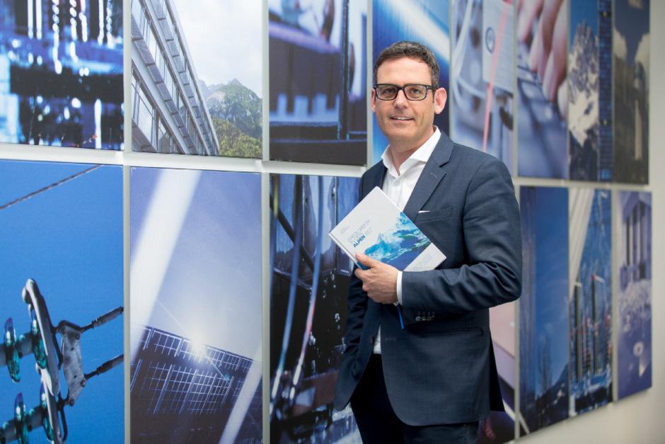 Harald Gohm leitet seit über 17 Jahren die Tiroler Zukunftsstiftung, die dann 2004 in die Standortagentur umgewandelt wurde.