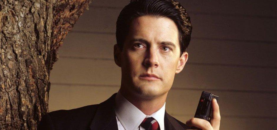 Agent Dale Cooper (Kyle MacLachlan) kehrt auf den TV-Bildschirm zurück.