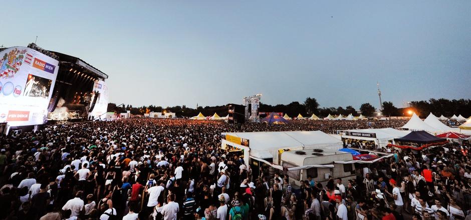 Das 34. Donauinselfest wird wieder zehntausende Besucher anlocken.