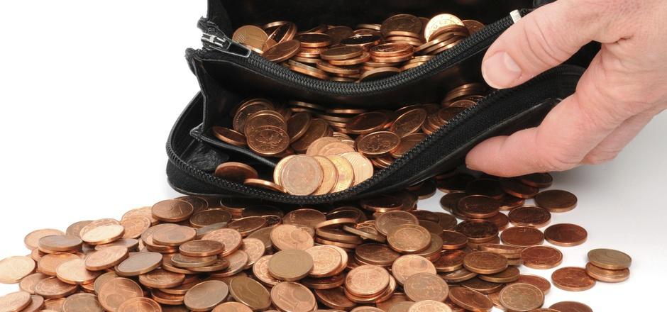 Kein Aus Für Den Schotter 1 Und 2 Cent Münzen Bleiben Tiroler