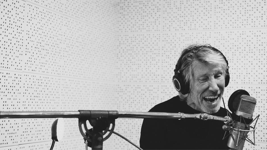 Der Brite Roger Waters hat sein neues Album bei Produzent Nigel Godrich eingespielt.