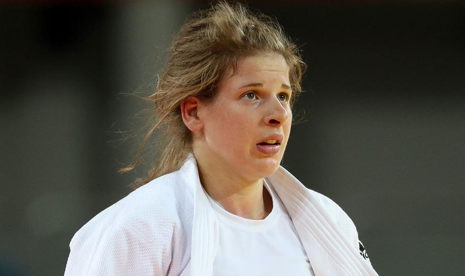 Mit Gold und positiven Erfahrungen im Gepäck kehrte Bernadette Graf vom Judo-European-Open in Bukarest zurück.