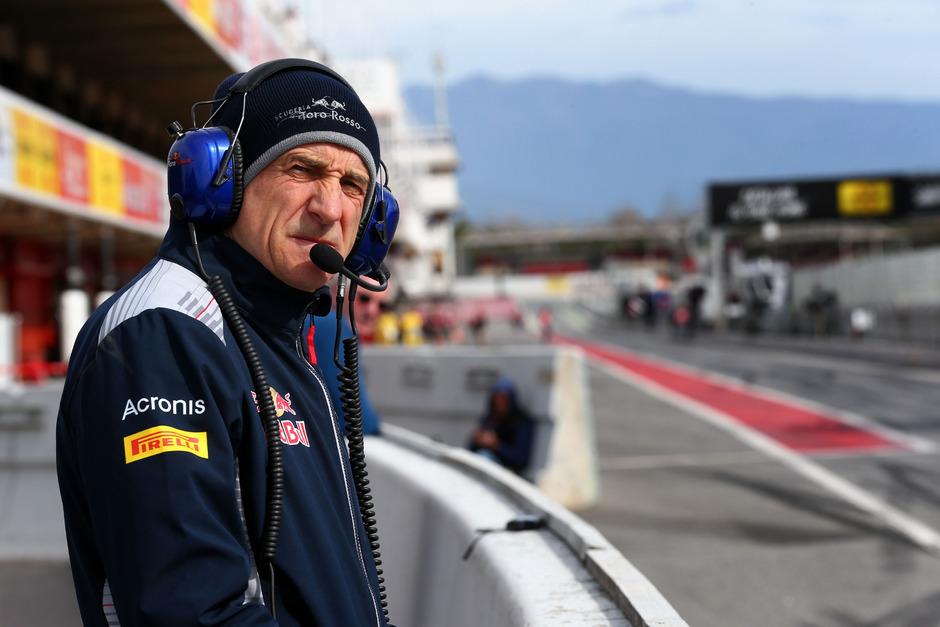 Blickt noch skeptisch in die Zukunft der Formel 1: der Tiroler Franz Tost (Teamchef Toro Rosso).