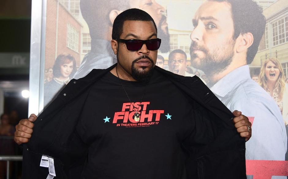 Ice Cube bei einer Filmpremiere im Februar 2017.