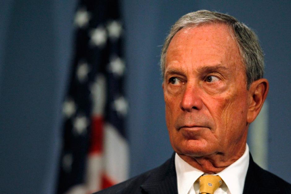 Michael Bloomberg war zwölf Jahre lang Bürgermeister von New York.