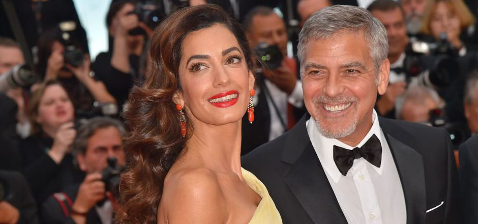 George und Amal Clooney wurden zum ersten Mal Eltern.