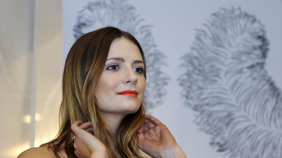 US-Schauspielerin Mischa Barton.