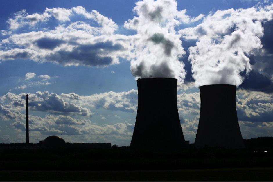 Kernkraftwerk Philippsburg der EnBW Energie Baden-Württemberg AG (Symbolfoto)