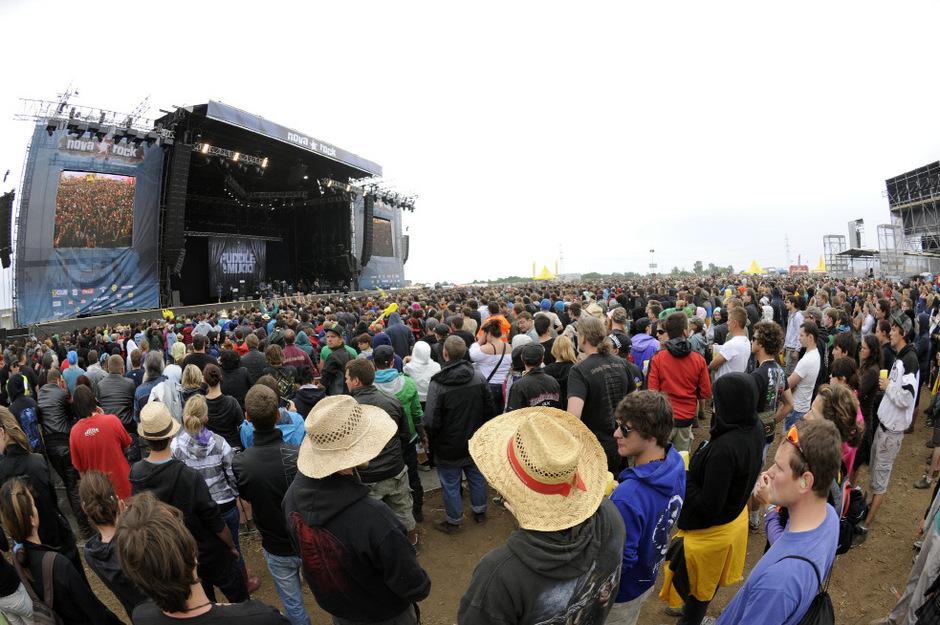 Beim Nova Rock werden auch heuer wieder zahlreiche Besucher erwartet.