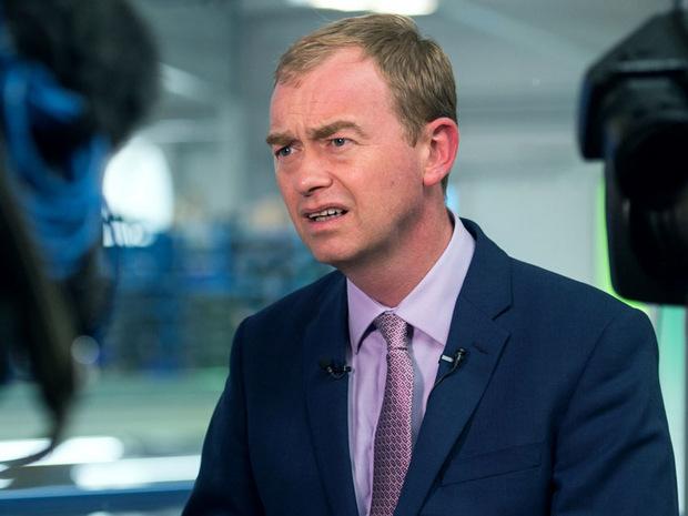 Tim Farron, Parlamentsabgeordneter und Chef der Liberaldemokraten.