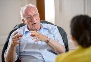 Herwig van Staa kritisiert seine eigene Partei.
