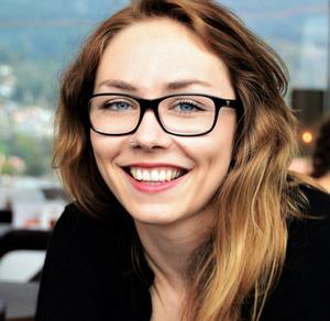 """""""Am Anfang war es zäh, Menschen zu finden, die ihre Geschichte vor der Kamera erzählen wollen""""´, sagt Anja Larch (Filmemacherin)."""
