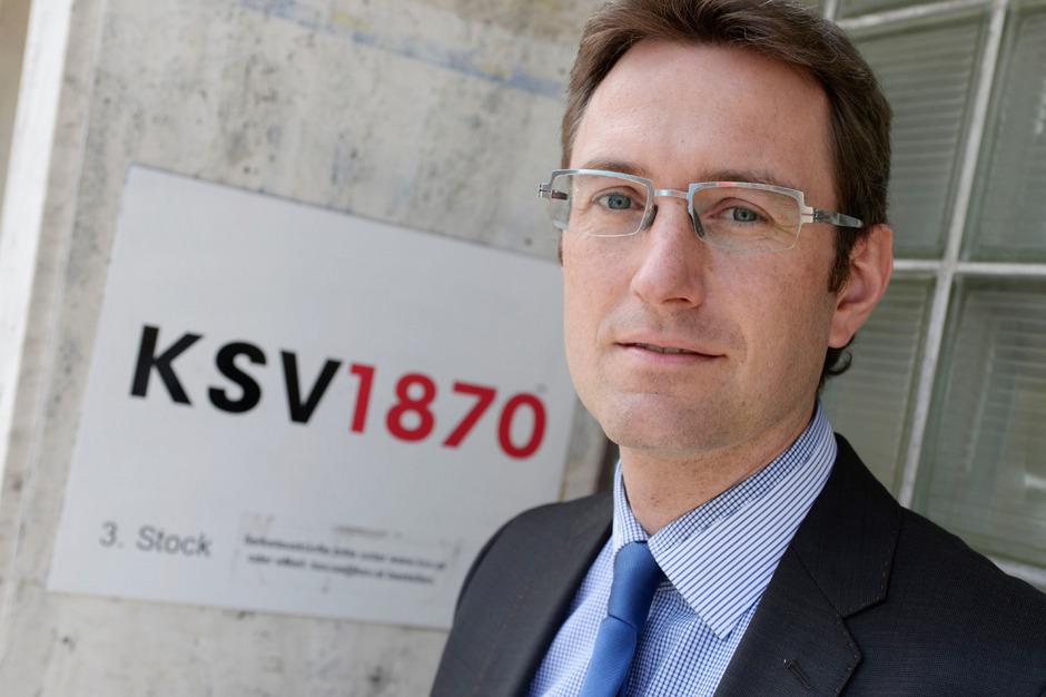 Tirol-Chef des KSV 1870  Klaus Schaller