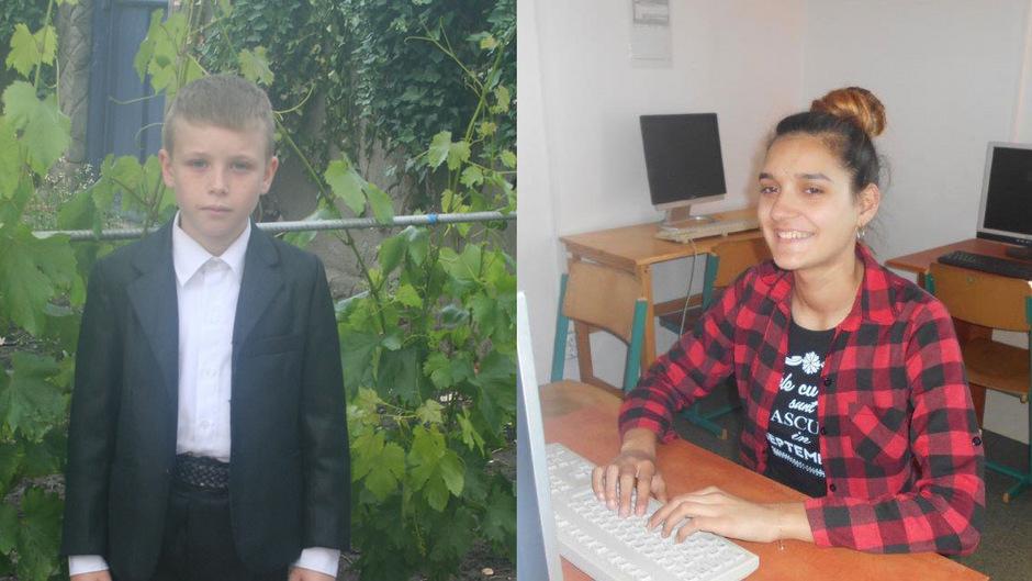 Dank der Concordia-Sozialprojekte haben Sergiu und Roxana wieder Perspektiven für die Zukunft.