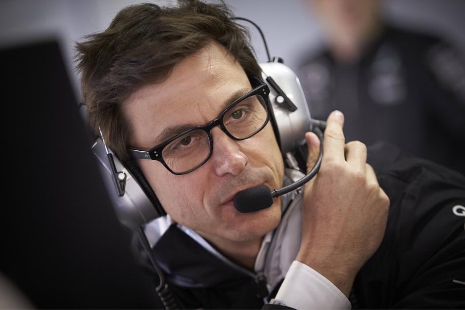 Mercedes-Motorsportchef Toto Wolff.