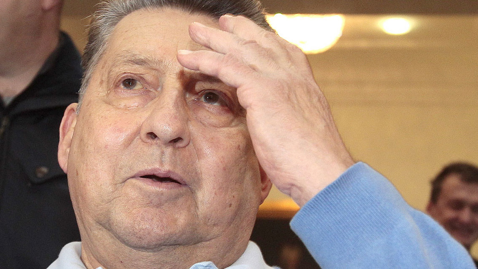 Ex-BAWAG-Chef Helmut Elsner.