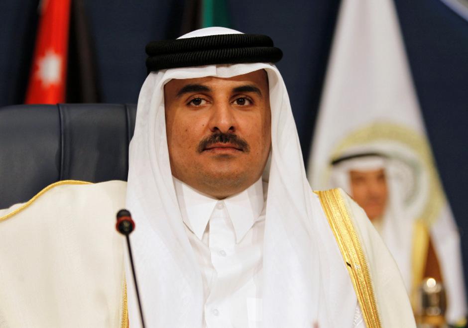 Ein Artikel über eine angebliche Rede von Katars Emir Tamim bin Hamad Al-Thani war Auslöser für die Krise unter den Golfstaaten.