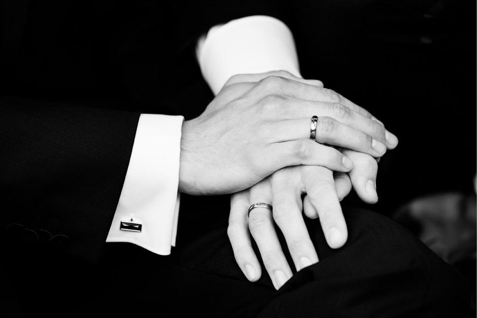 """Homosexuelle können ihre Partnerschaft am Standesamt eintragen lassen. Eine rechtliche Gleichstellung mit der Zivilehe ist das nicht.<span class=""""TS_Fotohinweis"""">Foto: Magdalena Possert</span>"""