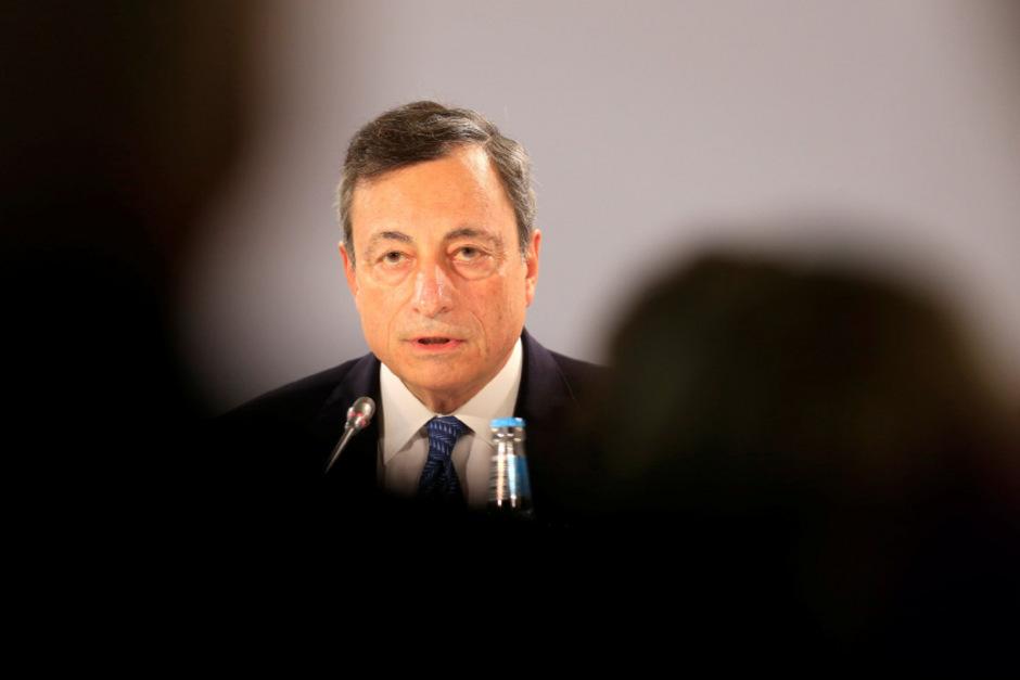 EZB-Präsident Mario Draghi.