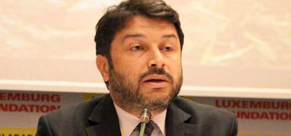 Taner Kilic, der Chef von Amnesty International in der Türkei.