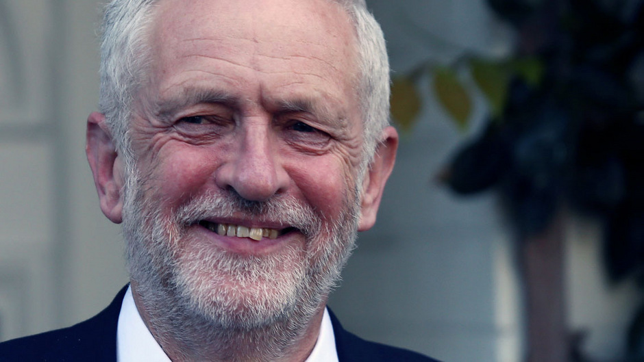 Jeremy Corbyns Labour legte kräftig zu.