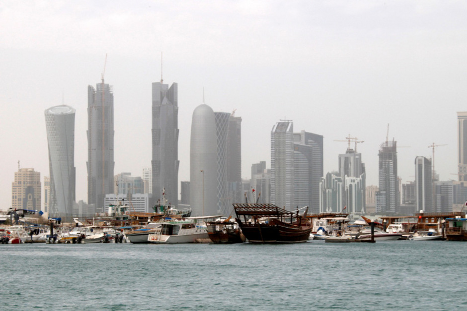 Doha-Skyline.