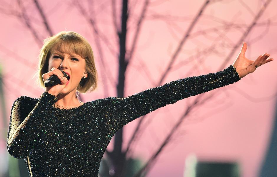 US-Popsängerin Taylor Swift.