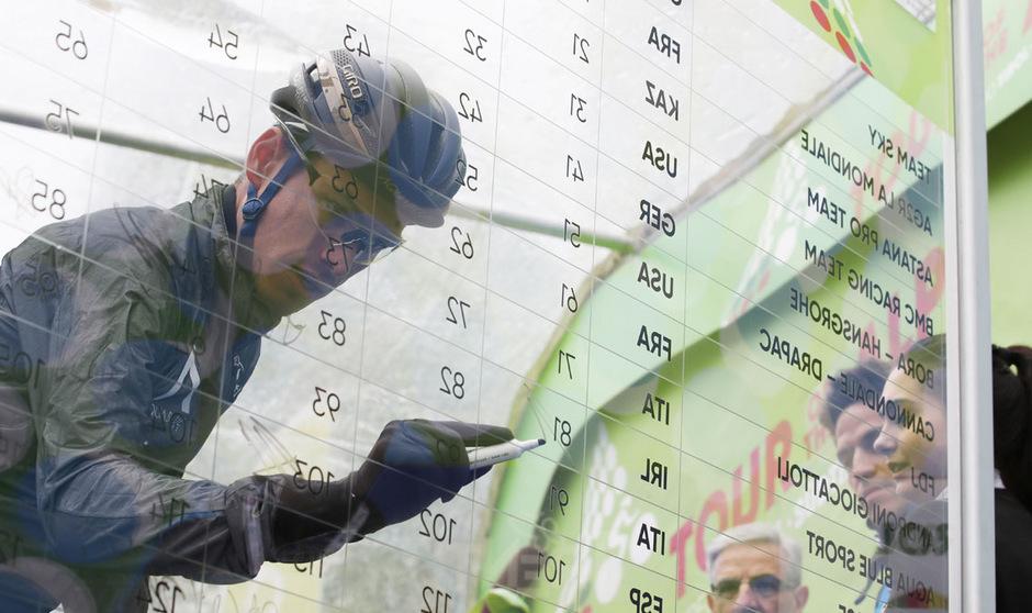 Stefan Denifl wird sich heuer nicht in der Starterliste der Tour de Suisse verewigen.