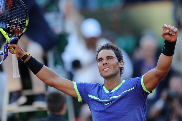 Auf dem erhofften Weg zu seinem zehnten French-Open-Titel steht Sandplatz-Titan Rafael Nadal nur noch der Schweizer Stan Wawrinka im Weg.