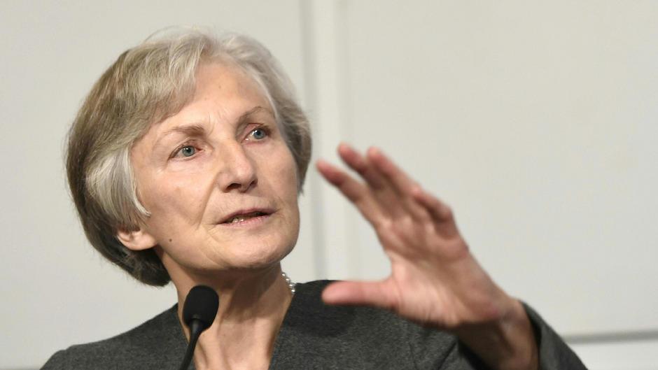 Eine Kandidatur von Irmgard Griss für die ÖVP im Oktober ist anscheinend vom Tisch.