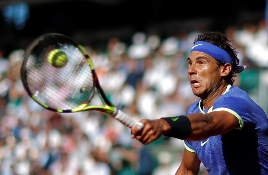 Mit dem zehnten Grand-Slam-Titel in Paris würde Rafael Nadal seinen Legenden-Status weiter ausbauen.