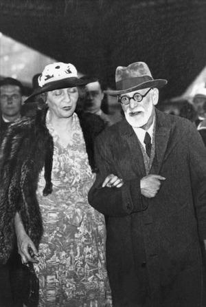 Sigmund Freud analysierte nicht nur Panikattacken, er litt auch selbst darunter.