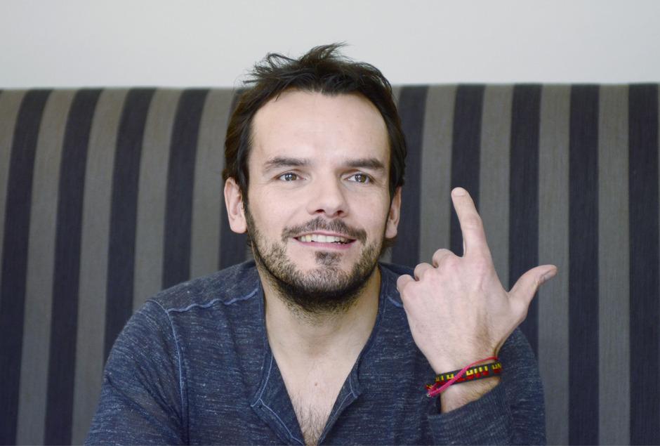 TV-Koch Steffen Henssler.