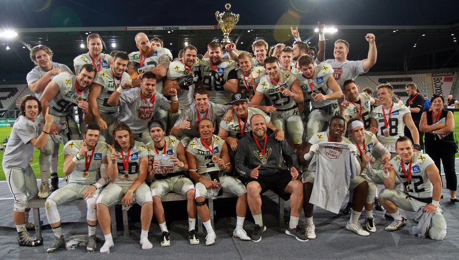 Die Raiders feierten den ersten internationalen Titel seit 2011.