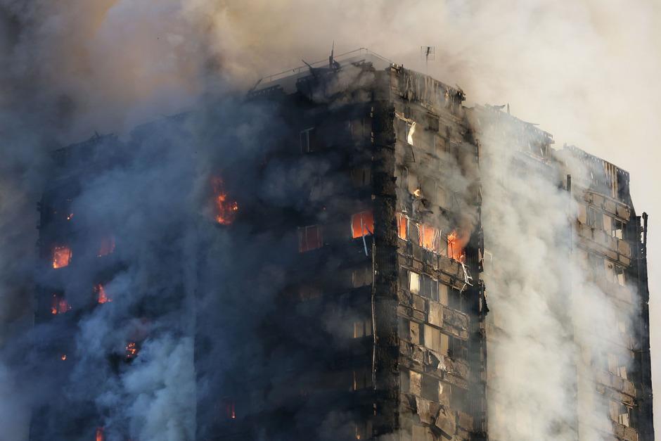 71 Menschen starben bei dem Brand im Juni 2017.