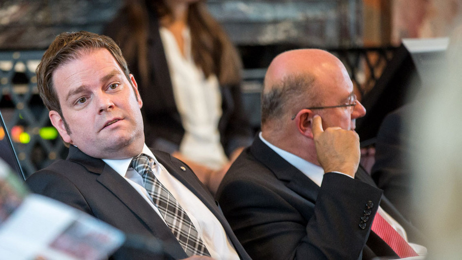 FPÖ-Chef Markus Abwerzger will vorerst einmal die Ermittlungen des Verfassungsschutzes abwarten.