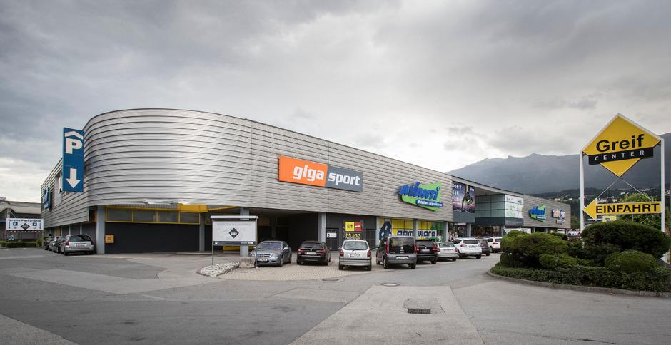 Greif Center Plant In Innsbruck Ausbau Mit Hotel Und Großkino