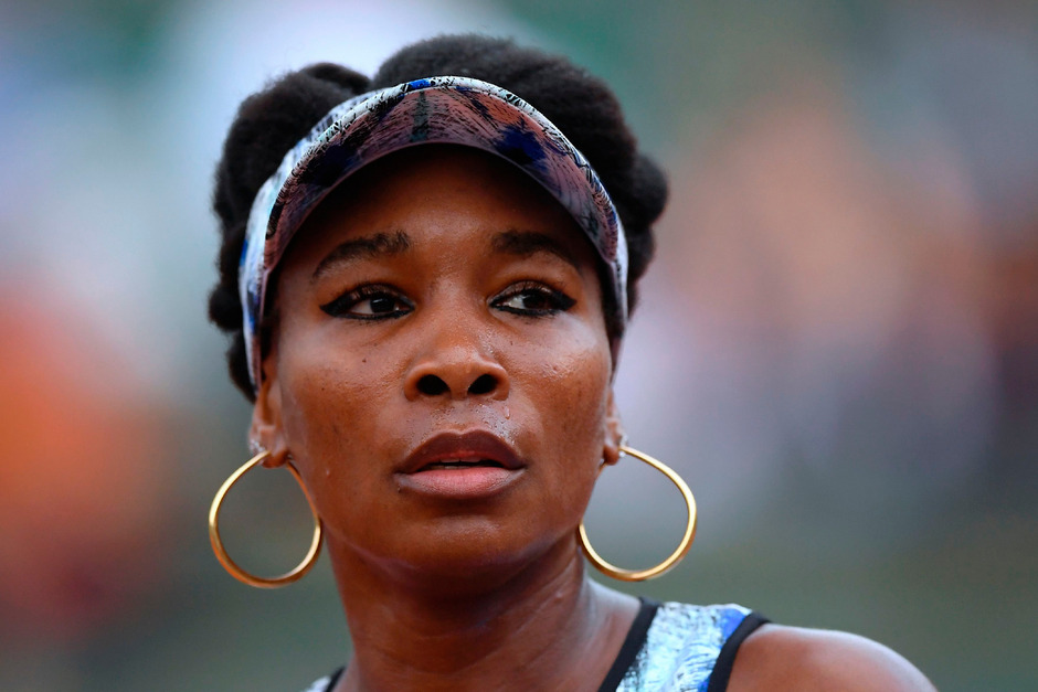 Tennisspielerin Venus Williams.