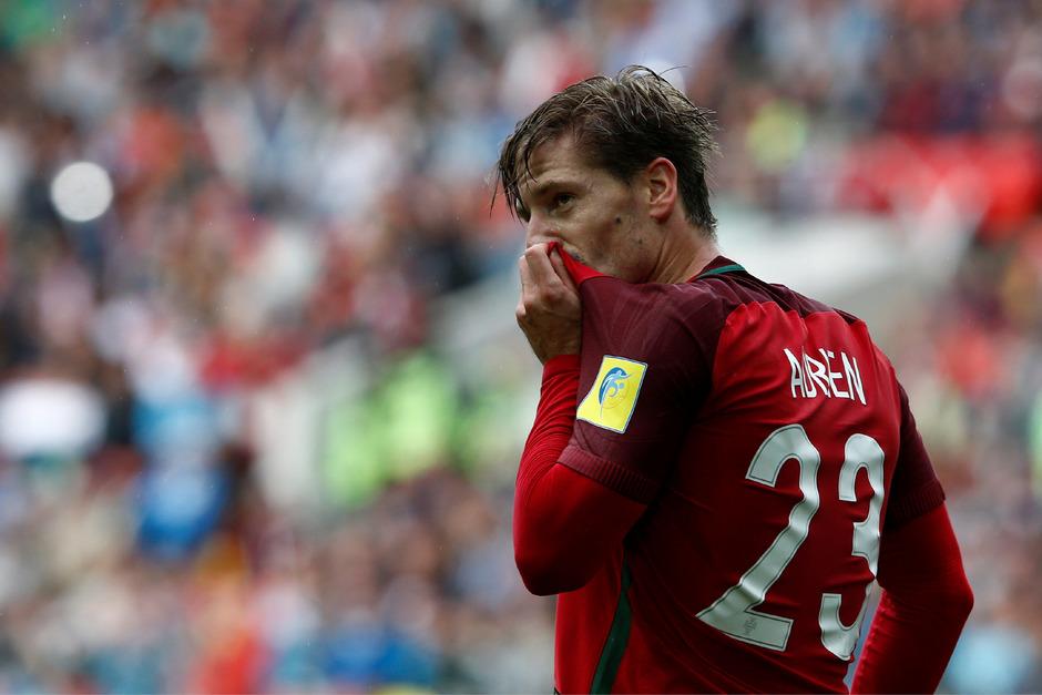 Adrien Silva erzielte in der Verlängerung den 2:1-Siegtreffer für Portugal.