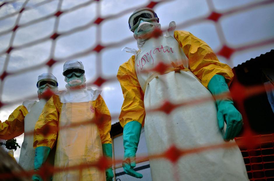 Der Ebola-Virus breitet sich im Kongo wieder massiv aus.