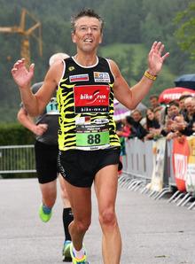 Der Imster Günther Kugler gewann den Pitztal-Marathon.