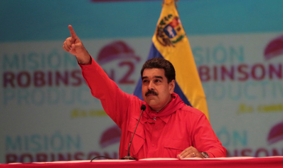 Nicolas Maduro hat zum dritten Mal die Mindestlöhne angehoben.